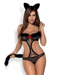 Игровой костюм кошки Gepardina